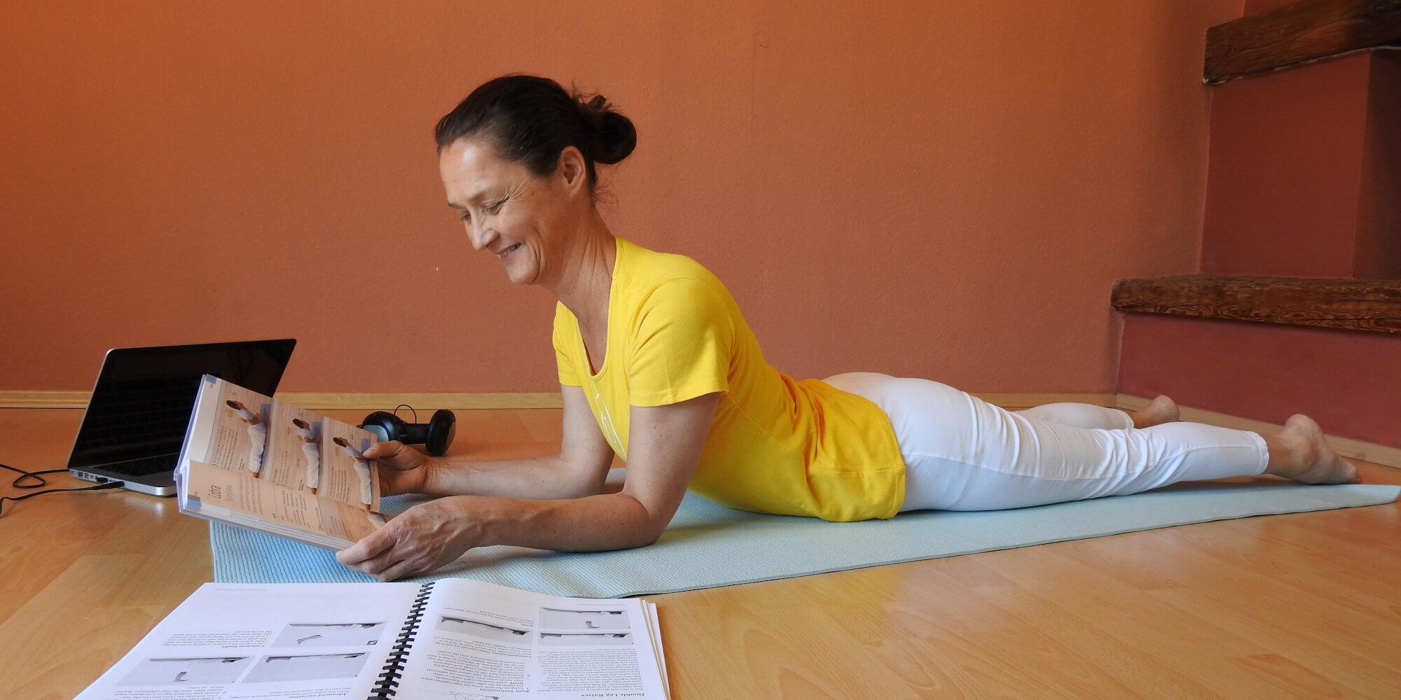 Formación de profesor de yoga online